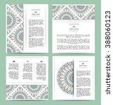 set of romantic circular...   Shutterstock .eps vector #388060123
