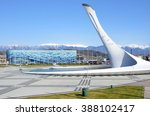 sochi  russia  march  01  2016  ... | Shutterstock . vector #388102417