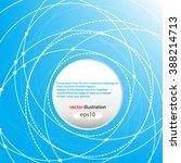 eps10 vector abstract...   Shutterstock .eps vector #388214713