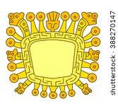 Inca Icon. Viracocha  Is The...