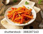 healthy homemade roasted... | Shutterstock . vector #388287163