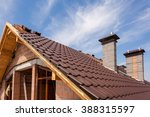 New Red Tiled Roof With...