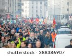 strasbourg  france   9 mar 2016 ... | Shutterstock . vector #388386907
