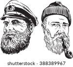 illustrated sailors