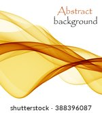 Background Abstract With Wave...
