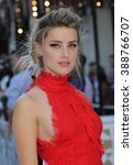 Small photo of LONDON - JUN 30, 2015: Amber Heard attends the Magic Mike: XXL - UK film premiere, Leicester Square on Jun 30, 2015 in London