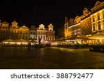 poznan by night | Shutterstock . vector #388792477