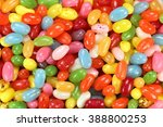 colorful jelly beans for...