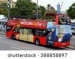 barcelona  spain   october 14 ... | Shutterstock . vector #388858897