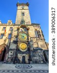 The Old Town Hall Tower With...