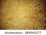 brown grungy wall   great... | Shutterstock . vector #389043277
