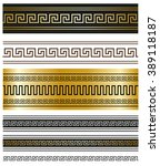 greek ornaments for your... | Shutterstock .eps vector #389118187