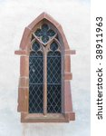 Church Window In Basel ...