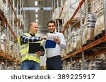 wholesale  logistic  people and ...   Shutterstock . vector #389225917