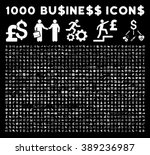 1000 business  bank  trade... | Shutterstock .eps vector #389236987