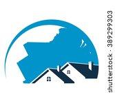 toronto map. home logo vector.