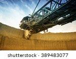 One Side Of Huge Coal Mining...
