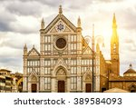 The Basilica Of Santa Croce ...