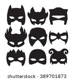 Super Hero Masks For Face...