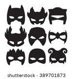 Super Hero Masks For Face...