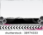 music party background with...   Shutterstock .eps vector #38974333