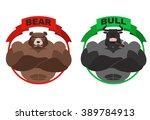 bear and bull strong bear