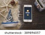 chiang mai  thailand   mar 13...   Shutterstock . vector #389896057