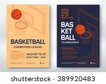 basketball tournament sports... | Shutterstock .eps vector #389920483