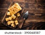 cheese | Shutterstock . vector #390068587