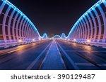 dubai  uae july  19 2015 ... | Shutterstock . vector #390129487