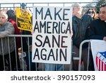chicago  illinois   march 11 ... | Shutterstock . vector #390157093