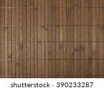 Japanese Style Bamboo Strip Pad