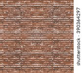 camouflage brick wall texture ... | Shutterstock .eps vector #390364297