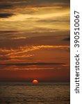 puerto vallarta is famous by... | Shutterstock . vector #390510067
