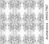 tribal seamless pattern. hand... | Shutterstock . vector #390517987