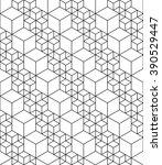 rhythmic contrast textured... | Shutterstock .eps vector #390529447