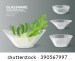 vector illustration set of four ... | Shutterstock .eps vector #390567997