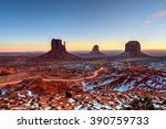 Monument Valley Arizona With...