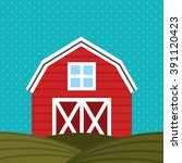 farm fresh icon design  vector... | Shutterstock .eps vector #391120423