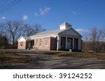 country church | Shutterstock . vector #39124252