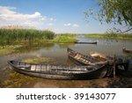 danube delta landscape | Shutterstock . vector #39143077