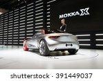 geneva  switzerland   march 1 ...   Shutterstock . vector #391449037