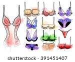 female fashion lingerie. sexy...
