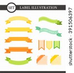 label illustration | Shutterstock .eps vector #391506397