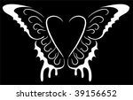 tattoo design   Shutterstock .eps vector #39156652