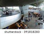munich  germany   4 august ... | Shutterstock . vector #391818283