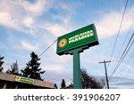 portland  or   february 27 ... | Shutterstock . vector #391906207