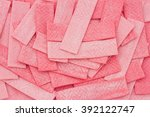 pink bubble gum background that ...