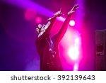 moscow   22 november 2014  ... | Shutterstock . vector #392139643
