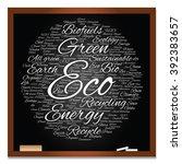 vector concept or conceptual...   Shutterstock .eps vector #392383657